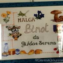 Alba in Malga